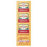 Land O'Lakes Yellow American Premium Sliced Deli Cheese, 0.75-1.25 lb. Standard Cut