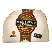 Kentucky Legend Qtr Sliced Ham, 0.75-1.25 lb