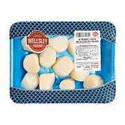 Wild Canadian Sea Scallops, .75-1.25 lbs.
