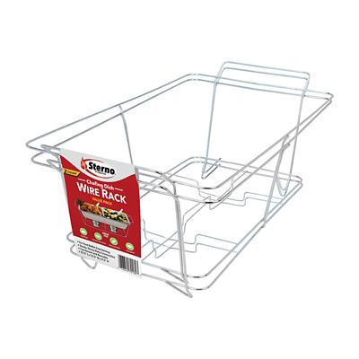 Sterno Chafing Dish Wire Rack, 2 pk.