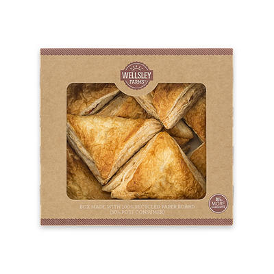 Wellsley Farms Guava Cheese Puff Pastry, 1.6 lbs.