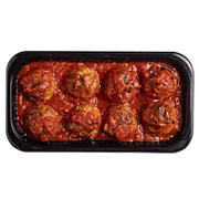Tuscan Market Meatballs and Pomodoro Sauce