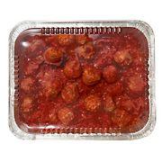 Wellsley Farms Meatballs and Sauce, 4.5-6 lbs.
