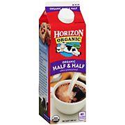 Horizon Organic Half & Half, 1 qt.
