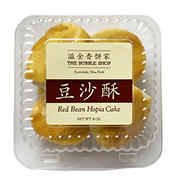 The Bubble Shop Red Bean Hopia Cake, 8 oz.