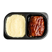 Wellsley Farms Meatloaf and Mashed Potato