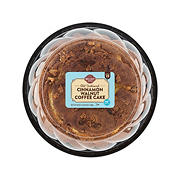 Wellsley Farms Cinnamon Coffee Cake, 38 oz.