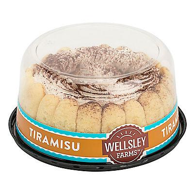 "Wellsley Farms 7"" Tiramisu Cake"