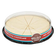 "Wellsley Farms 10"" New York-Style Cheesecake, 54 oz."