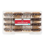 Wellsley Farms Mini Chocolate Eclairs, 16 ct.