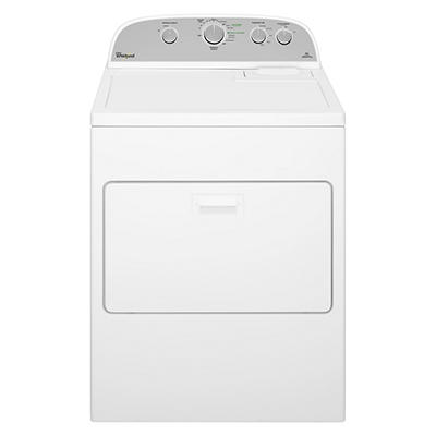 Whirlpool 7.0-Cu.-Ft. High-Efficiency Gas Dryer with AccuDry Sensor Dr