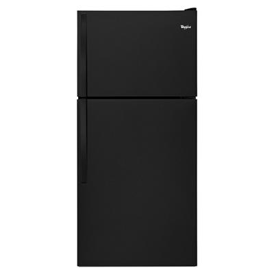 Whirlpool 18.2-Cu.-Ft. Top-Freezer Refrigerator with Flexi-Slide Bin -
