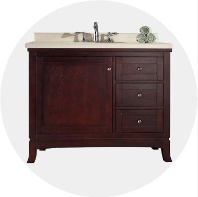 Bathroom Furniture & Decor