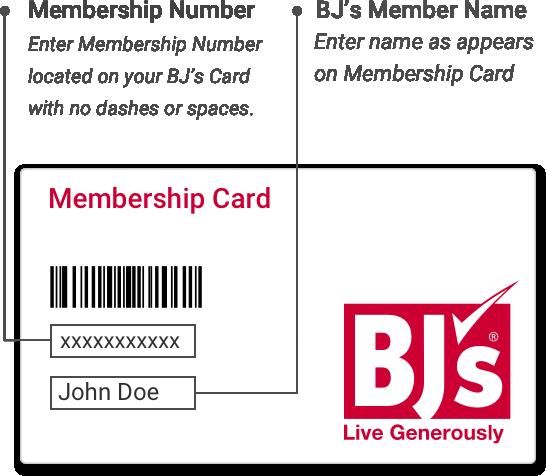 Bjs Whole Club Create Online Account