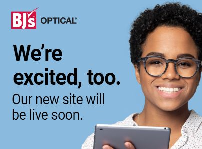 We are excited too. Our new site will be live soon.