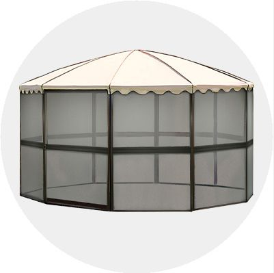 Screenhouses & Replacement Roofs