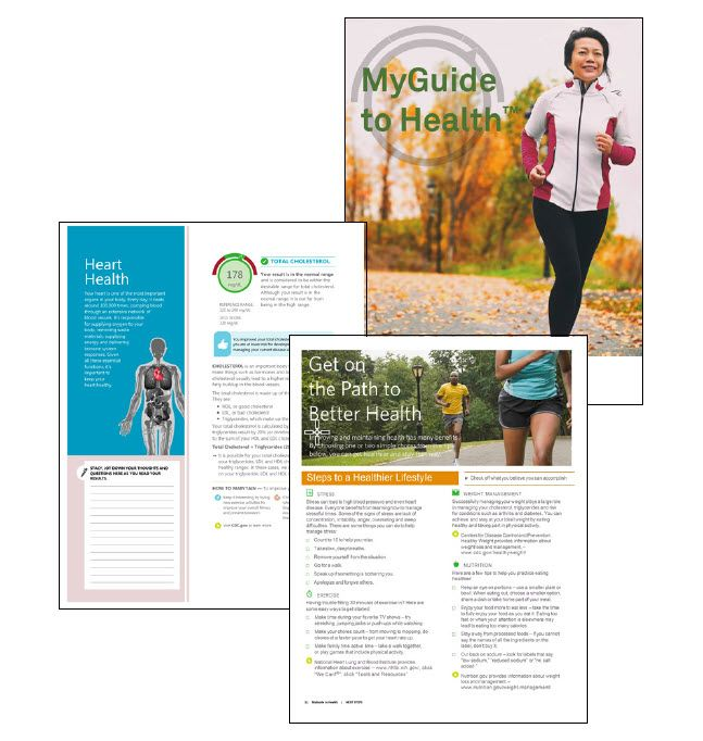 MyGuide to Health Image