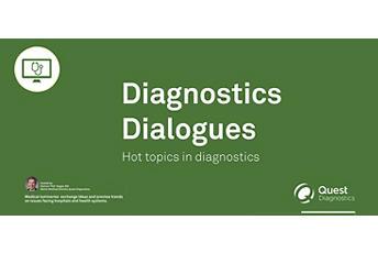 Featuring hot topics in diagnostics