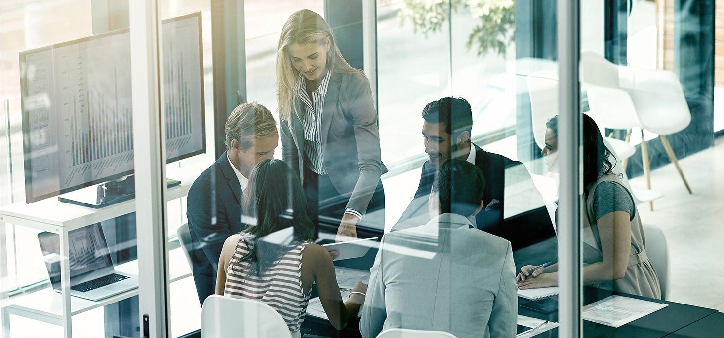 Utilizing Quanum Enterprise Content Solutions to capture, store, access, share content across your enterprise