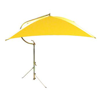 Yellow Umbrella Assembly