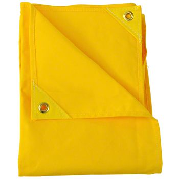 Yellow Umbrella Canvas