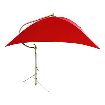 Red Umbrella Assembly