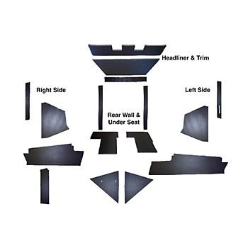 3050 - 3050 - Standard Upholstery Kit