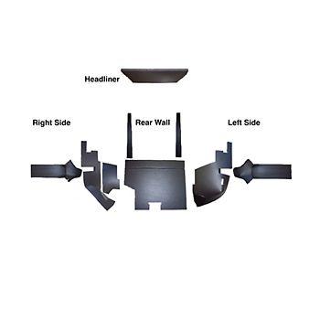 3160 - Standard Upholstery Kit
