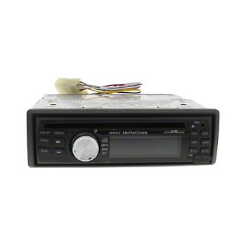 33142 - CD AM/FM Radio