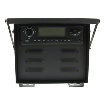 33250 - 12 Volt Fender Mount Radio