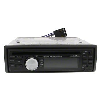 33287 - CD AM/FM Radio