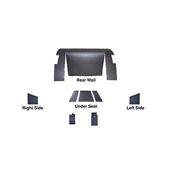 3405 - Standard Lower Upholstery Kit