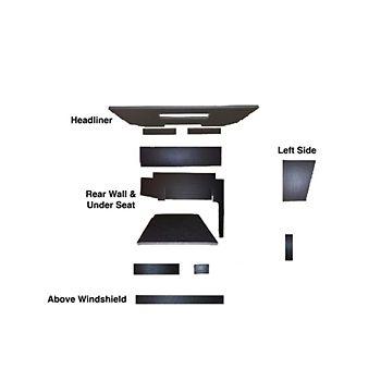 Standard Combo Upholstery Kit