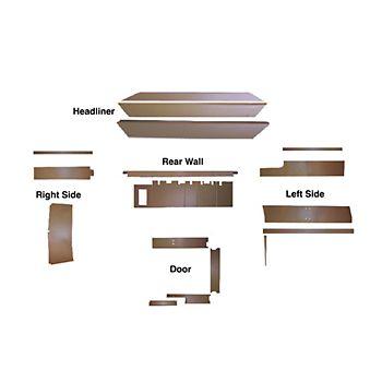 3925X - Standard Upholstery Kit