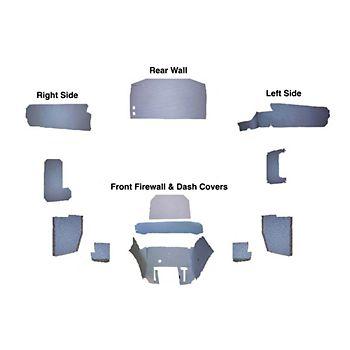 Tractor Parts Versatile Cab Interiors