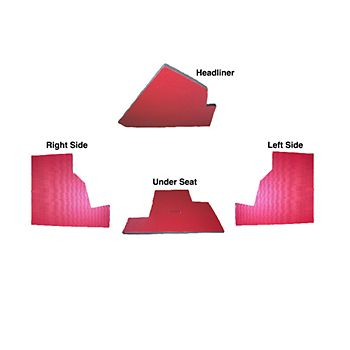 3980 - Standard Upholstery Kit