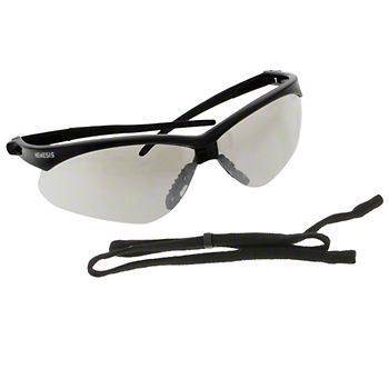 40134 - V30 Nemesis Indoor Outdoor Lens Safety Glasses
