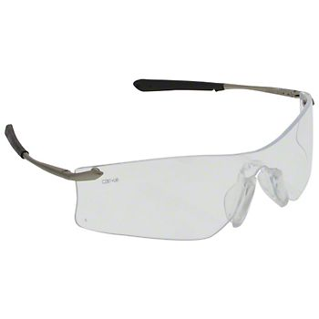Rubicon® Clear Anti-Fog Lens Safety Glasses