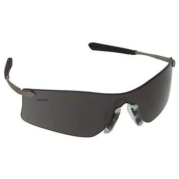 40142 - Rubicon® Gray Anti-Fog Lens Safety Glasses