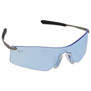 40144 - Rubicon® Light Blue Anti-Fog Safety Glasses
