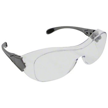 40150 - Law® Clear Over Top Safety Glasses