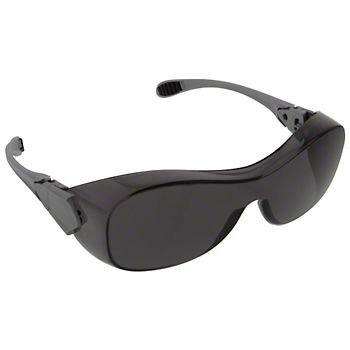 40152 - Law® Gray Over Top Safety Glasses
