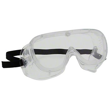 40160 -  N-Specs® Clear Dust Protection Goggles