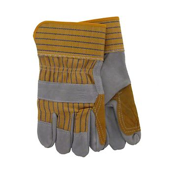 40560 - Boss® Suede Leather Palm Gloves