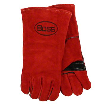 Boss® 4096 Welders Gloves, Large