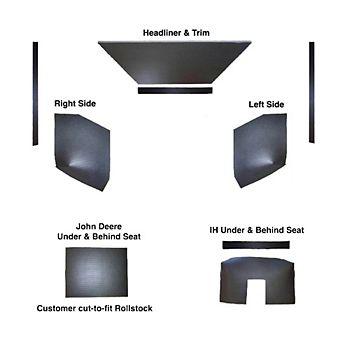 4115X - Upholstery Kit