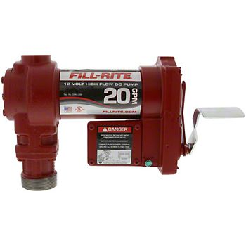 4210 - 12v DC Heavy Duty Fuel Pump