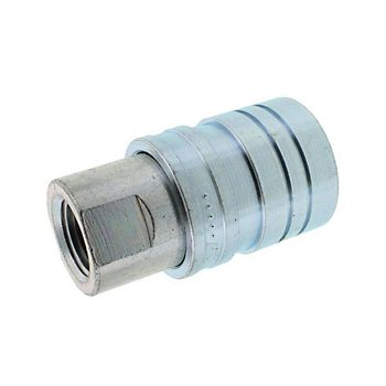 Female Hydraulic Coupler Body