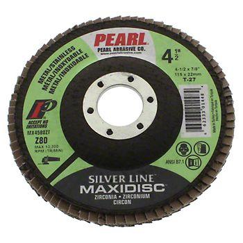 43105 - Pearl Abrasive Flap Disc