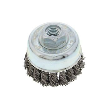 43110 - Pearl Abrasive Wire Brush Wheel